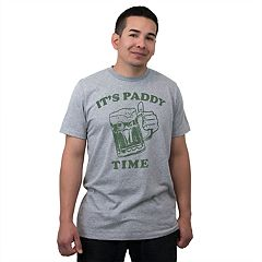 Men's 'Paddy Time' Tee