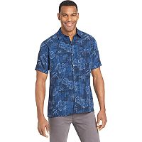 Men's Van Heusen Air Slim-Fit Patterned Button-Down Shirt
