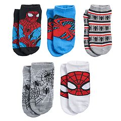 Boys 4-20 Spider-Man 5-Pack Socks