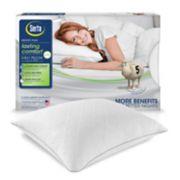 Serta Lasting Comfort Cooling Memory Foam Pillow