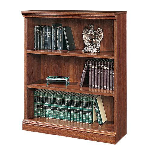 Sauder Camden County3-Shelf Bookcase