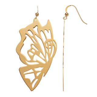 AMORE by SIMONE I. SMITH Openwork Butterfly Earrings