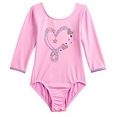 Girls 4-14 JoJo Siwa Heart Dance Leotard by Danskin