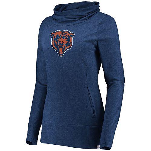 Women's Majestic Chicago Bears Flex Hoodie