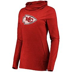 Women's Majestic Kansas City Chiefs Flex Hoodie