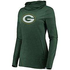 Women's Majestic Green Bay Packers Flex Hoodie