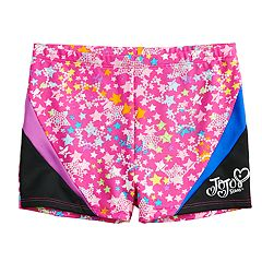 Girls 4-14 JoJo Siwa by Danskin Sparkle Star Dance Shorts