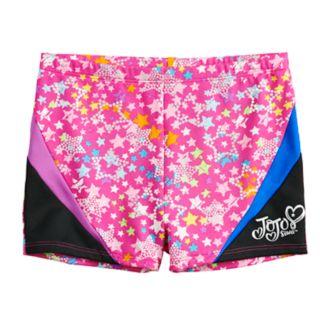 Girls 4-14 JoJo Siwa by Danskin Sparkle Star Dance Shorts