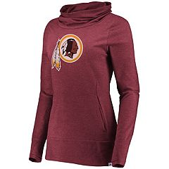 Women's Majestic Washington Redskins Flex Hoodie