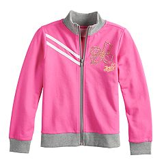Girls 4-14 JoJo Siwa Zip-Up Jacket