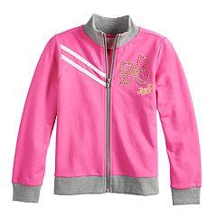 Girls 4-14 JoJo Siwa Zip-Up Jacket
