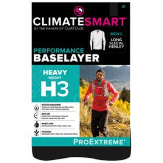 Men's Climatesmart Pro Extreme Heavyweight Performance Base Layer Henley