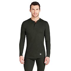 Men's Climatesmart Pro Extreme Heavyweight Performance Base Layer Henley