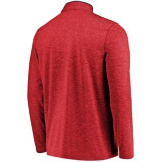 Men's New EnglandPatriots Grid Tex Pullover