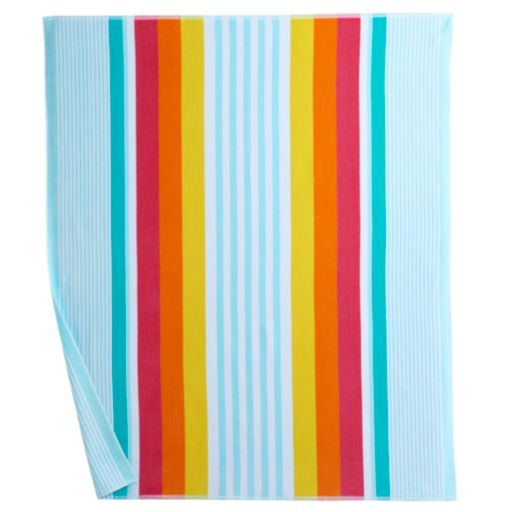 Celebrate Summer Together Oversized Beach Towel