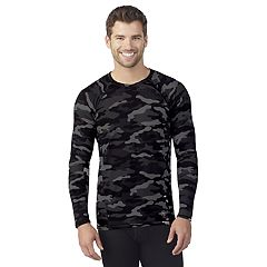 Men's Climatesmart by Cuddl Duds® Heavyweight X Fleece Base Layer Crewneck Top