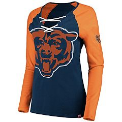 Women's Chicago Bears The Lace Up Tee