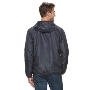 Men's Marc Anthony Lux Slim-Fit Hooded Rain Jacket