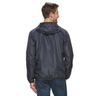 Men's Marc Anthony Lux Slim-Fit Hooded Rain Jacket
