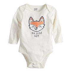 Baby Boy Jumping Beans®  Fox Bodysuit