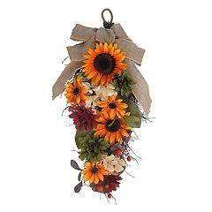 SONOMA Goods for Life™ Artificial Sunflower Wall Decor
