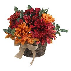 SONOMA Goods for Life™ Artificial Flower Arrangement Wall Decor