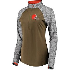 Women's Cleveland Browns Ultra Streak Pullover
