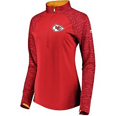 Women's Kansas City Chiefs Ultra Streak Pullover
