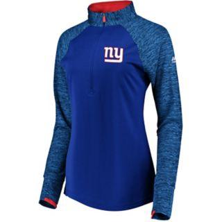 Women's New York Giants Ultra Streak Pullover