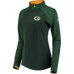 Women's Green Bay Packers Ultra Streak Pullover