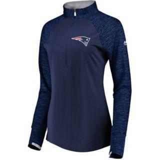 Women's New EnglandPatriots Ultra Streak Pullover