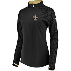 Women's New Orleans Saints Ultra Streak Pullover