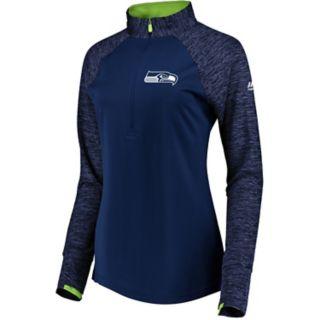 Women's Seattle Seahawks Ultra Streak Pullover