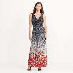 Women's Chaps Floral Maxi Dress