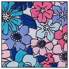 Men's Croft & Barrow® Bright Botanical Skinny Tie