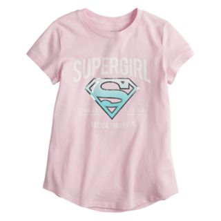 Girls 4-10 Jumping Beans® Supergirl Graphic Tee