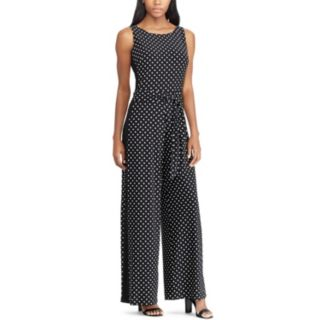 Women's Chaps Wide-Leg Jumpsuit