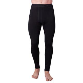 Men's Climatesmart by Cuddl Duds® Comfortwear Medium Weight Performance Base Layer Leggings