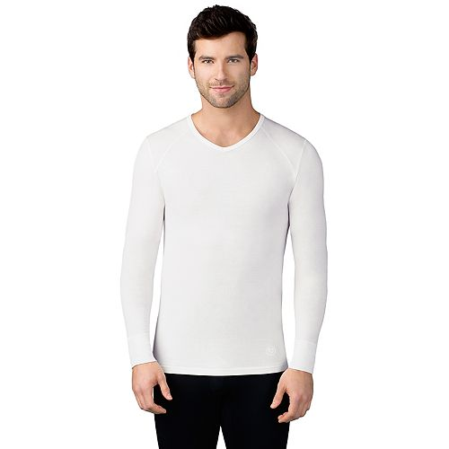 Men's Climatesmart by Cuddl Duds® Performance Modal Core V-Neck Top