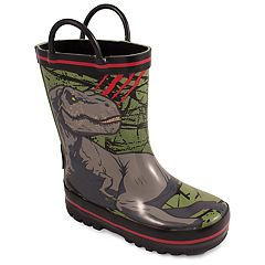 Jurassic World Toddler Boys' Rain Boots