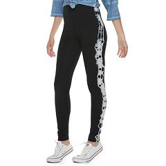 Juniors' SO® High-Waist Tie Dye Yoga Leggings