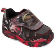 Jurassic World Toddler Boys' Light Up Shoes