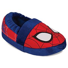 Marvel Spider-Man Toddler Boys' Slippers