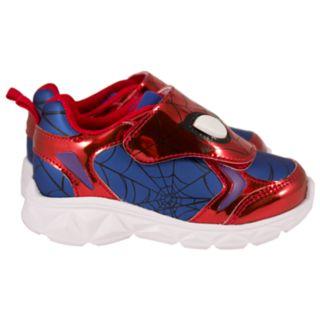 Marvel Spider-Man Toddler Boys' Light Up Shoes