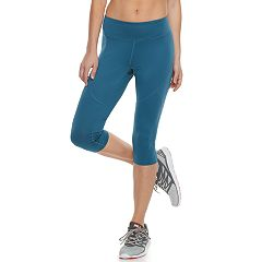 Women's Tek Gear® Performance Skimmer Capri Leggings