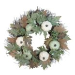 SONOMA Goods for Life? Artificial Farmhouse Harvest Wreath