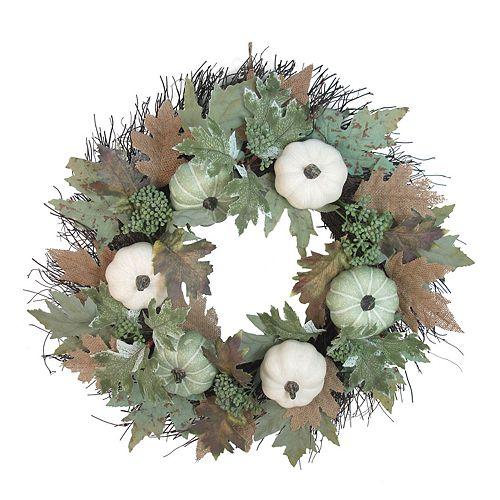 SONOMA Goods for Life™ Artificial Farmhouse Harvest Wreath