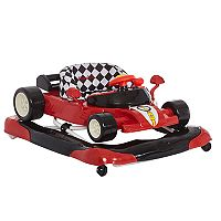 Dream On Me Ashton Race Car Activity Walker