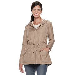 Women's d.e.t.a.i.l.s Hooded Packable Anorak Parka