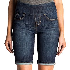 Women's Rock & Republic® Fever Midrise Bermuda Jean Shorts